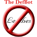 Logo for The Defbot