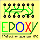 Logo for EPOXY