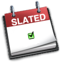 Logo for Slated
