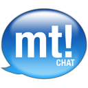 Logo for macteens Chat