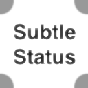 Logo for Subtle Status