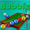 Logo for Bubble Snooker