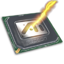 Logo for ATI Radeon ROM Updater