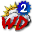 Logo for WeatherDock