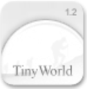Logo for TinyWorld Widget