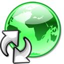Wired Server Status Daemon icon