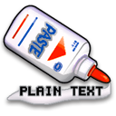 Logo for PlaintextPaste
