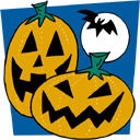 Logo for Snappy Hour Halloween