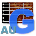 Logo for Guitar Tuner AU