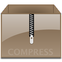 Compress logo