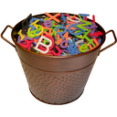 Logo for Text Bucket