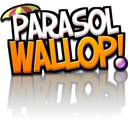 Logo for Parasol Wallop!
