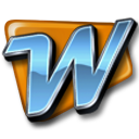 Logo for Word Slinger