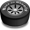 Logo for Bits on Wheels