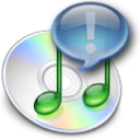 iTunes Current Song Menu logo
