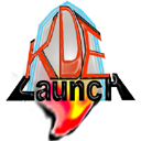 Logo for KDE Launcher