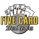 Logo for Five Card Deluxe
