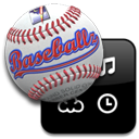 Logo for Baseballz Widget