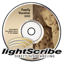 Logo for LaCie LightScribe Labeler
