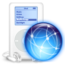 Logo for iPod Icons