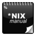 *NIX Manual logo