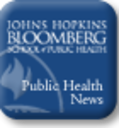 Logo for Public Health News Widget