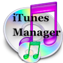 Logo for iTunes Manager