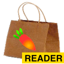 Shop'NCook Reader logo