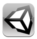 Logo for Unity Web Player