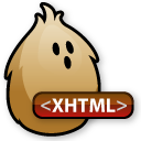 fcXHTML Reference logo