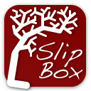 Logo for SlipBox