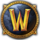 Logo for World of Warcraft