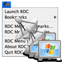 Logo for RDC Menu