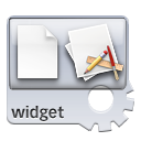 Logo for WidgDock