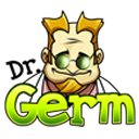 Logo for Dr.Germ