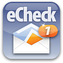 Logo for eCheck