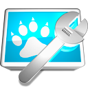 Logo for CatSlapper