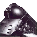 Logo for Locomotive