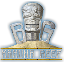 Logo for Big Kahuna Reef