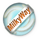 Logo for MilkyWay