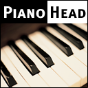 Logo for PianoHead