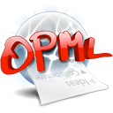 Logo for OPML Editor