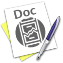 Logo for Palm Doc Converter