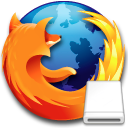 Logo for Portable Firefox