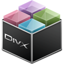 Logo for DivX Plus Web Player