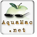 AquaMac Widget logo