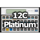 hp12c Classic Business Calculator logo