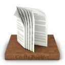 Create Booklet is on sale now for 50% off.