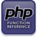 Logo for PHP Function Reference