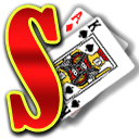 Logo for Super GameHouse Solitaire